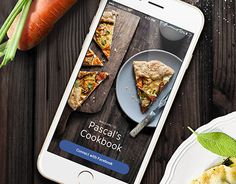 """Check out new work on my @Behance portfolio: """"Pascal's Cookbook"""" http://be.net/gallery/36366057/Pascals-Cookbook"""