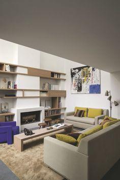 Loft Boulogne-Billancourt : 210 m2 tournés vers l'extérieur - Côté Maison