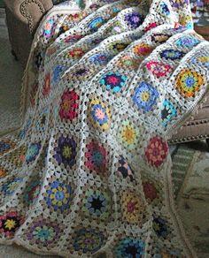 Decke / Blanket - Patchwork / Quilt