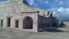 Amphitheatre, Patara beach, Turkey