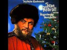 Festliche Weihnachten - Ivan Rebroff Ivan Rebroff, Sean Connery, Youtube, Dj, Singing, Songs, Album, Happy, Christmas