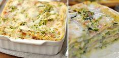 Lasagnes aux courgettes et au jambon WW, recette d'un savoureux plat facile et simple à réaliser pour un repas accompagné d'une bonne salade.