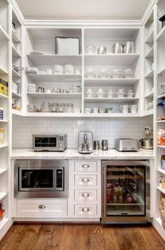 image result for add a pantry in farmhouse kitchen bathroom