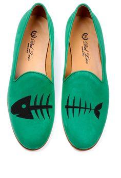 del-toro-spring-2014-fish-bones-loafers