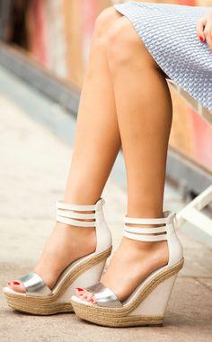 Khara Wedge Heel