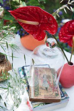 Fleurs Atelier Gang and the Wool Créatrice Manuela Sosa