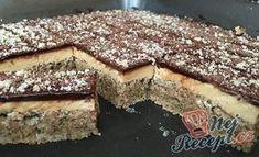 Extra jemné, lahodné croissanty s čokoládou Czech Recipes, Ethnic Recipes, Baking Recipes, Cake Recipes, Chocolate Dome, Hungarian Cake, Oreo Cupcakes, Just Desserts, Amazing Cakes