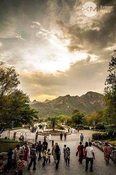 daman e koh Islamabad pakistan
