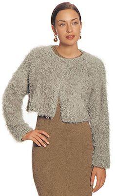 Ravelry: Charlize pattern by Berroco Design Team Hand Knitting Yarn, Knitting Patterns Free, Free Knitting, Free Pattern, Crochet Patterns, Knit Cardigan, Knit Sweaters, Cardigans, Summer Chic