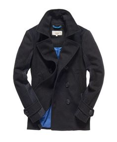 Superdry Commodity Tri Block Coat
