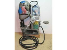 JANCY MAGNETIC DRILL PRESS - $600 (Lindenhurst LI, NY) Drill Press, Tools For Sale, Magnets, Vacuums, Home Appliances, Ads, York, Drill, House Appliances