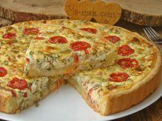 Turkish Kitchen, Dessert Recipes, Desserts, Bread Baking, Gluten Free Recipes, Quiche, Bakery, Food And Drink, Pizza