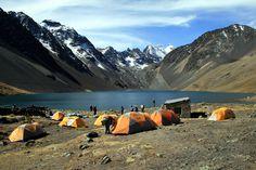 2014 Photo Calendar Competition. This is the campsite at Junikhota Lake 4720m Cordillera Real Bolivia. Taken by John Penrose