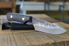 Handmade Knives by Aaron Roberts of Penny Face Knives - SO RAD