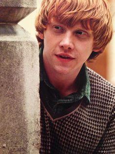 Ronald Billius Weasley