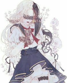 Anime Angel Girl, Dark Anime Girl, Manga Anime Girl, Pretty Anime Girl, Beautiful Anime Girl, Female Character Design, Character Art, Anime Warrior, Anime Dress