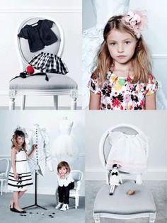 Baby Dior looks