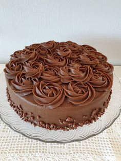 Cake Art, Amazing Cakes, Food And Drink, Sweets, Baking, Live, Desserts, Caramel, Creative