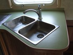 New kitchen faucet and plumbing New Kitchen, Plumbing, Faucet, Safari, Sink, Home Decor, Sink Tops, Vessel Sink, Decoration Home