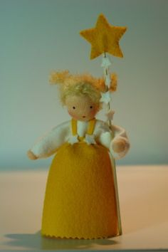 Little Star Waldorf inspirado mesa de por KatjasFlowerfairys