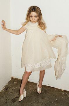 Dakota Fanning by Juergen Teller (Marc Jacobs, Spring/Summer 2007)