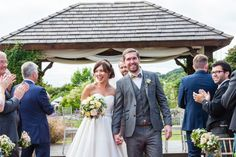 Bride and groom in front of gazebo after they are wed Stunning Summer, Absolutely Stunning, Beautiful, Bridesmaid Dresses, Wedding Dresses, Hotel Wedding, Summer Wedding, Gazebo, Groom
