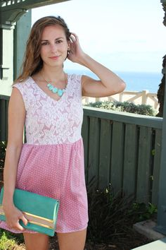 Wears Kelly in her spring best. [more at pinterest.com/eventsbygab]