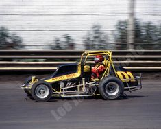 Dave Blaney Sprint Car Driving School