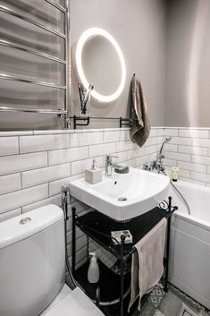 Apartament mic cu un design functional- Inspiratie in amenajarea casei - www.povesteacasei.ro