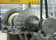 Gas turbines, Siemens Energy   Source: PennEnergy