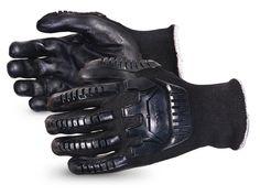 Emerald CX®, Impact-resistant Nylon/Stainless-steel Cut-resistant String-knit Glove Model:SKBFNTVB
