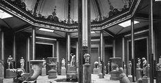 Musei Capitolini. Roma, 1876. Sala Octogonal