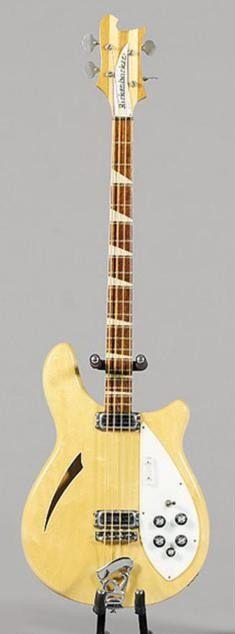 Rickenbacker 4005 | John Entwistle Gear: 1968-1971 | John Entwistle Bass Gear | Whotabs