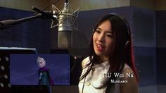 "Frozen's ""Let It Go"" in 25 Languages: Behind the Mic-How These Singers Around the Globe Pushed 'Frozen' Over the Top"