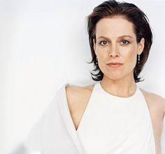 """Sigourney Weaver. She's won awards for her acting and such, but I respect her for being an environmentalist. I also respect the fact that after filming """"Gorillas In The Mist"""" she became a supporter of the Dian Fossey Gorilla Fund and is it's honorary chairwoman."""