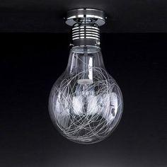 Action Lighting Futura Ceiling Light £59