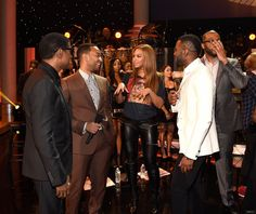 Beyonce attends Stevie Wonder Songs in the Key of Life an All-Star Grammy Salute