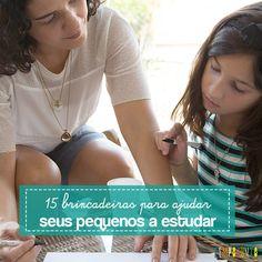 Algumas brincadeiras que ajudam na hora de estudar são fáceis de fazer e vocêajudará seu filho a desenvolver características que serão…