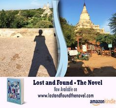 Heaven on earth. Wandering between 2200 ancient Buddhist temples, I found mySELF together with my shadow, having climbed to the top of a temple and hypnotised by the magical Bagan sunset. #read #reading #novel #book #books #bookworm #travelgram #travelgram #travelblogger #lostandfoundthenovel #love #job #world #work #follow #gift