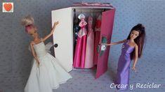 Cómo hacer armarios para muñecas. Parte 1 cosas
