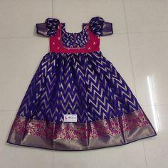Baby Girl Dress Design, Girls Frock Design, Kids Frocks Design, Baby Frocks Designs, Long Frocks For Girls, Little Girl Dresses, Kids Dress Collection, Baby Frock Pattern, Kids Blouse Designs