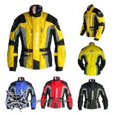 "Chaqueta Piloto Moto Tejido Duro Modelo ""Full-Coat"" Distintos Colores -- 91,40€"
