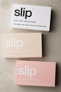 Slip Pure Silk Pillowcase - anthropologie.com