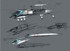 'Hyperloop', Editorial, world architecture news, architecture jobs