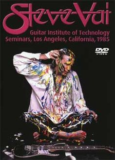 STEVE VAI DVD GUITAR INSTRUCTION sold by rocktoday. Pro Shot, Steve Vai, Center Table, 2 Colours, Size 2, Movie Posters, Color, Products, Guitars