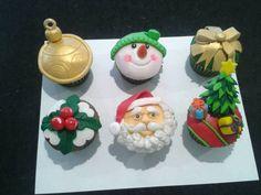 Decoracion y diseño de cupcakes para curso.