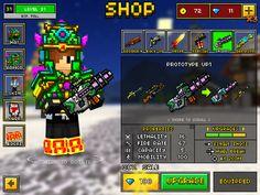 Pixel gun!