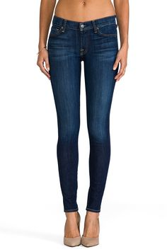 7 For All Mankind The Skinny in Nouveau New York Dark from REVOLVEclothing