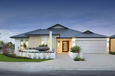 The Brookstead, 4 bedroom home design, Perth, Display Home Inspiration