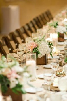 25 lovely rehearsal dinner favor ideas 5 travis and erica decorations for wedding rehearsal dinner id love to have long tables at my rehearsal dinner and the flowers would match my theme solutioingenieria Choice Image